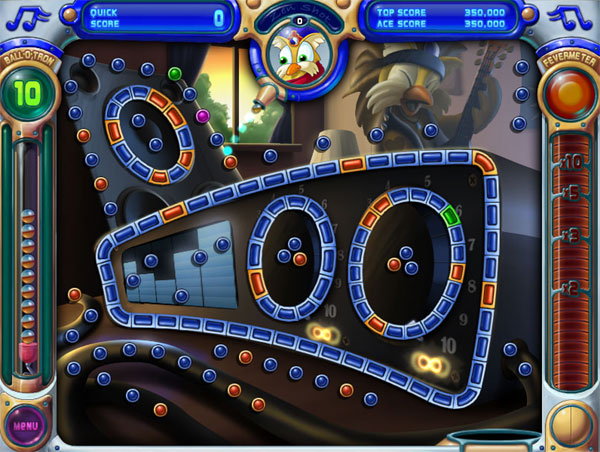 Peggle Nights - Turn it to Zen