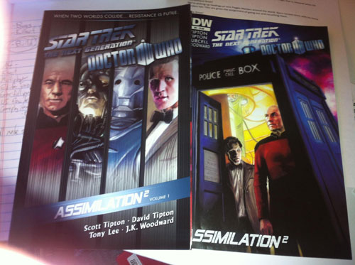 Star Trek Next Generation Assimiliation 2 Borg Cybermen